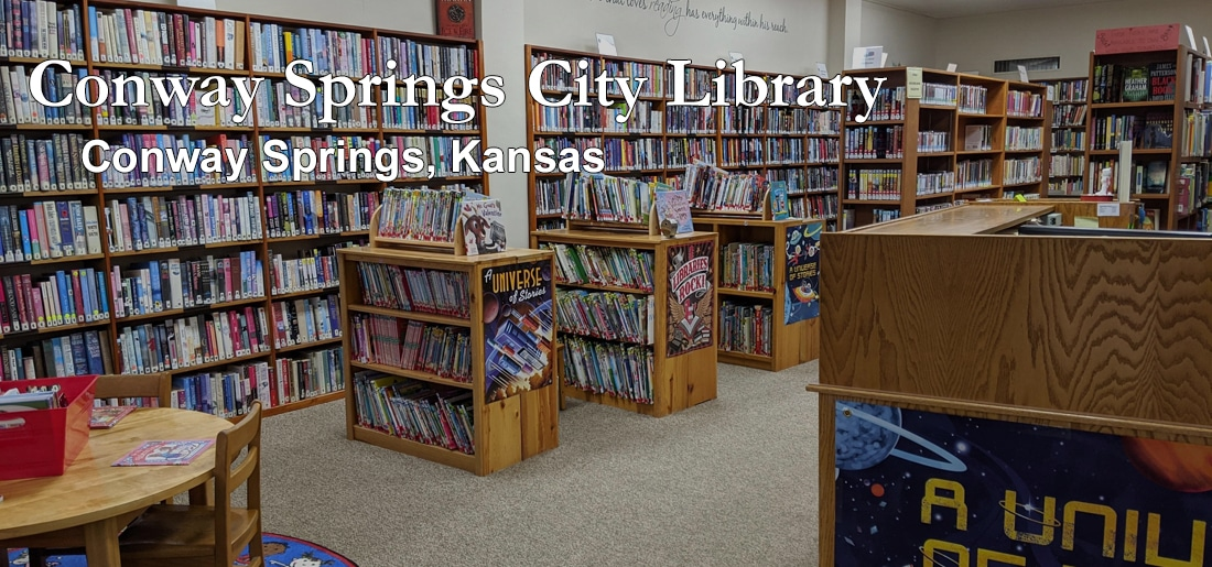 Conway Springs City Library